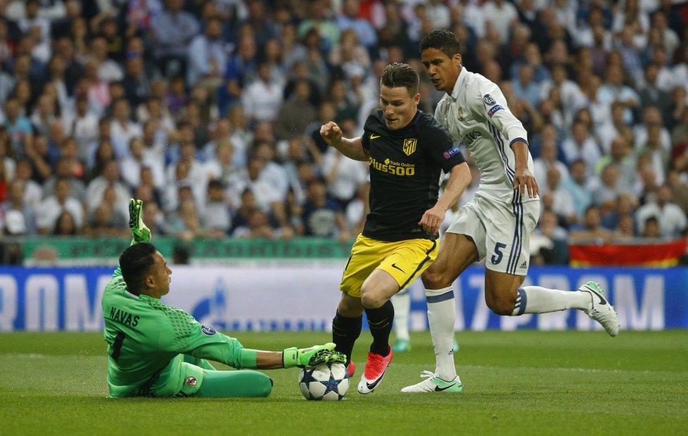 رئال مادرید 3 - اتلتیکو مادرید 0/بلیت فینال کاردیف در جیب رونالدو