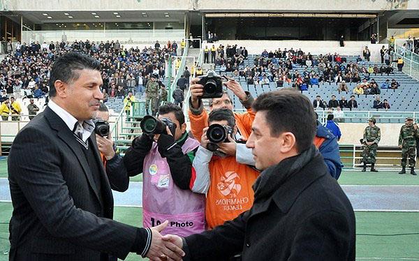 سرنوشت دومین تیم سقوط کننده در دستان قهرمان لیگ برتر فوتبال