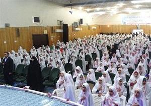 برگزاری جشن تکلیف دختران در دزفول