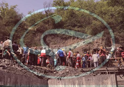 آخرین جزییات از انفجار معدن زغال سنگ/ سرنوشت 14 کارگر معدن نامعلوم است/22 کشته در حادثه انفجار معدن+ تصاویر