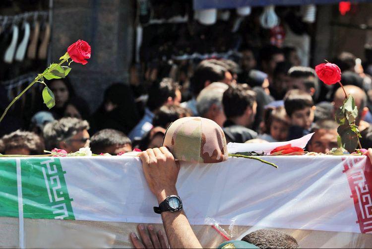 مرزبانان میرجاوه با شهادت جاودانه شدند/ بنویسید سرباز، بخوانید شهید