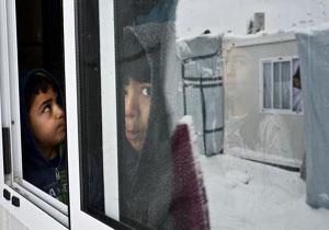 25 هزار کودک پناهجو از خانواده خود جدا ماندهاند