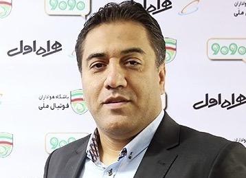 پیروانی:باور نمی کنم منصوریان، نورافکن را به ما ندهد!