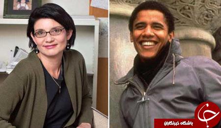 راز اوباما و دختر مورد علاقهاش برملا شد+ تصاویر