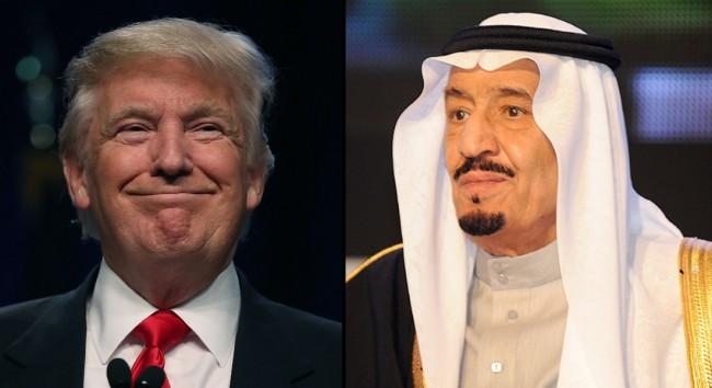 چرا ترامپ عربستان سعودی را به عنوان اولین مقصد سفر خارجی خود برگزیده است؟