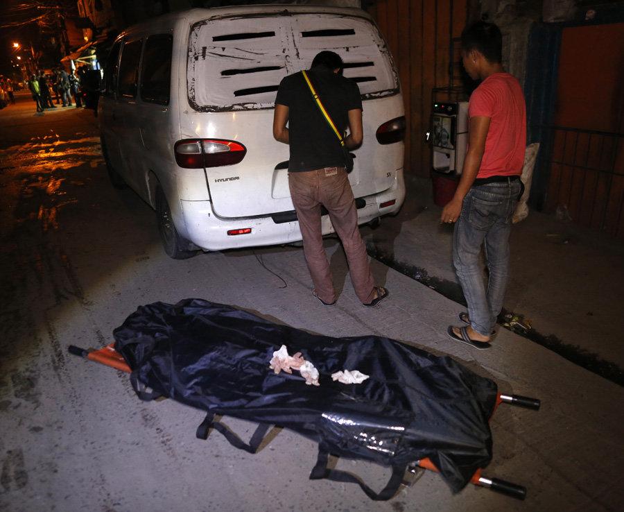 انفجار در پایتخت فیلیپین