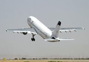 پروازهای دوشنبه فرودگاه بین المللی شهید دستغیب شیراز