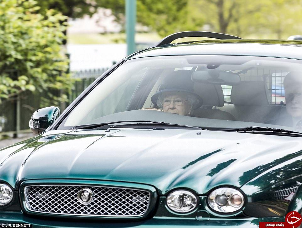 ماشین شخصی ملکه انگلیس چیست؟