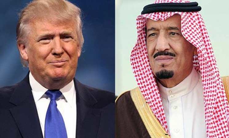 آیا هدف ترامپ از سفر به عربستان سعودی اخاذی میلیارد دلاری از کشورهای عربی حوزه خلیجفارس است؟