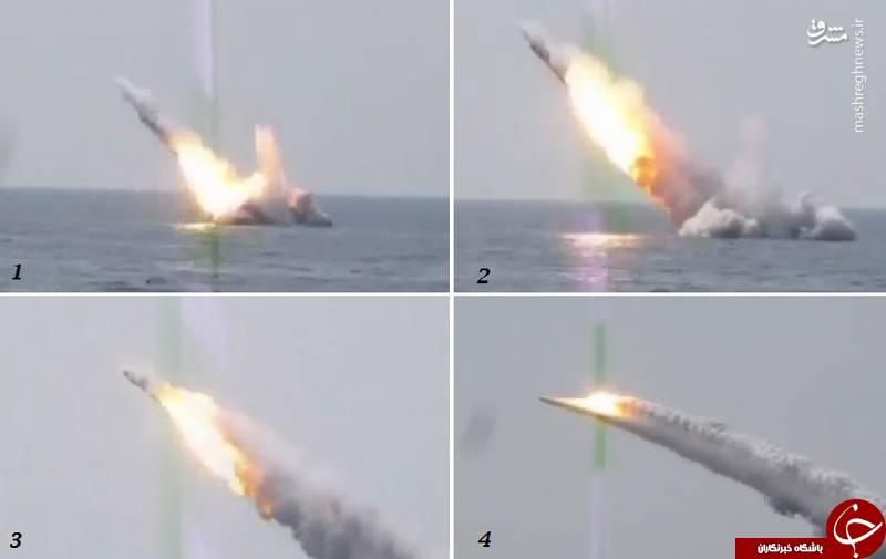 تلفیق هوشمندانه موشکهای دریایی چین و روسیه/ نسل جدید کروزهای ایرانی با «نصیر» رونمایی شد +عکس
