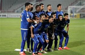 فهرست بازیکنان استقلال خوزستان مقابل الفتح اعلام شد