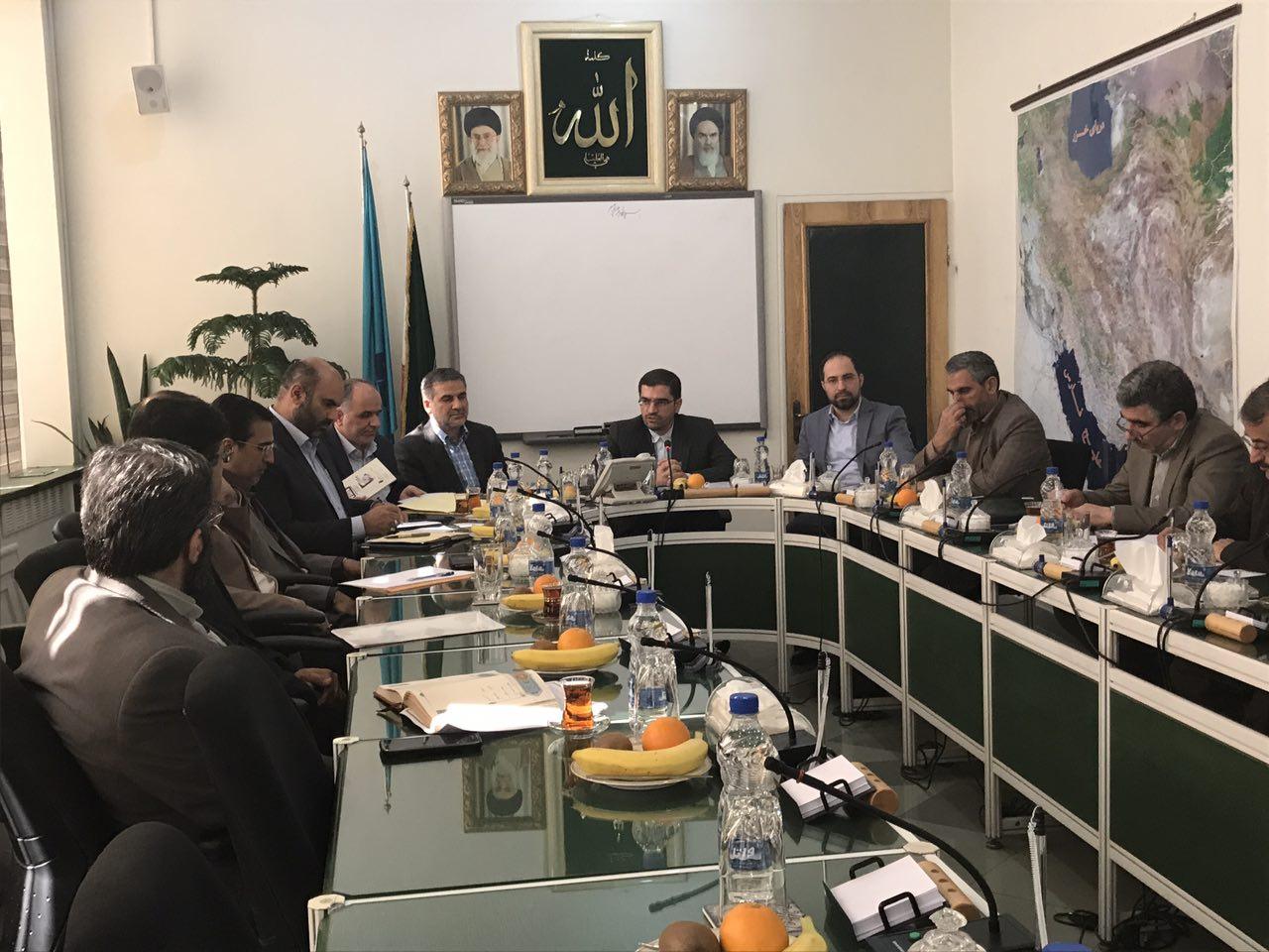 جلسه کمیسیون تبلیغات ریاست جمهوری با نماینده پنج نامزد برگزار شد/ غیبت نماینده