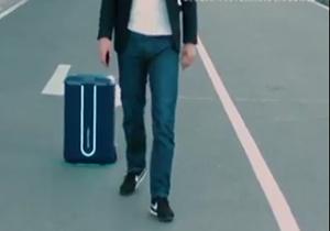 چمدانی که همیشه همراهتان خواهد بود + فیلم