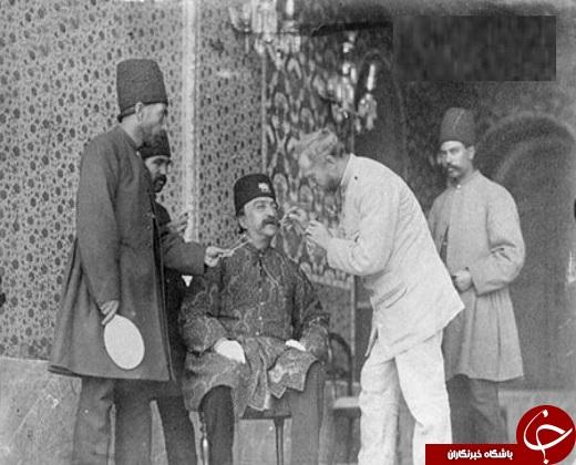 اولین متخصص دندانپزشک در ایران +عکس
