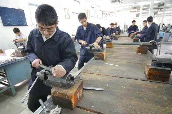 عکس 6205781_674 سهم ۳۸ درصدی آموزشهای مهارتی برای دانشآموزان بر اساس برنامه ششم توسعه