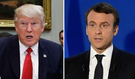 فایننشال تایمز بررسی کرد: شباهت و تفاوت مکرون و ترامپ