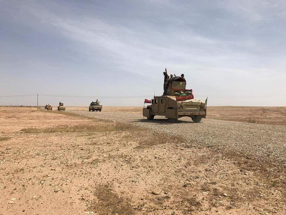 سرخوردگی؛ تنها رهآورد داعش در القیروان/ کشف انبار موشکهای هوشمند داعش در «حاوی الکنیسة»