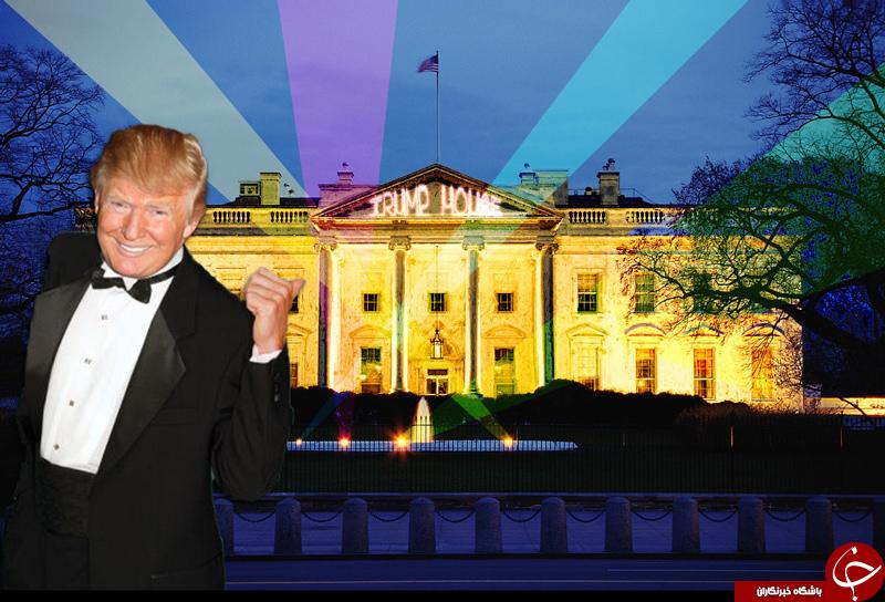 اسراری از دوران کودکی ترامپ در کاخ سفید که هیچ کس نمیداند!