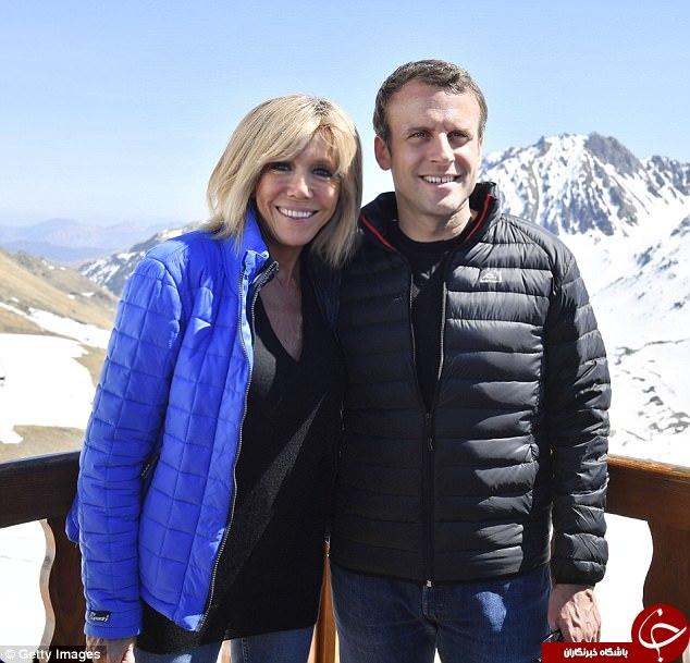 دختر همسر رئیس جمهور فرانسه: منتقدان مادرم همگی حسودند