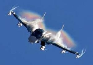 هواپيماي مخوف روسي در آسمان سوريه