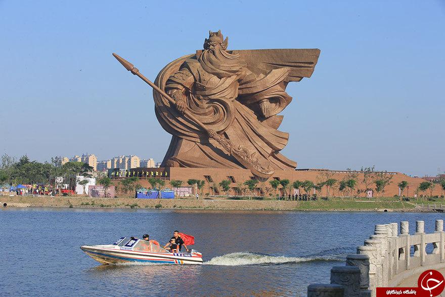 عجیبترین مجسمههای دنیا +تصاویر
