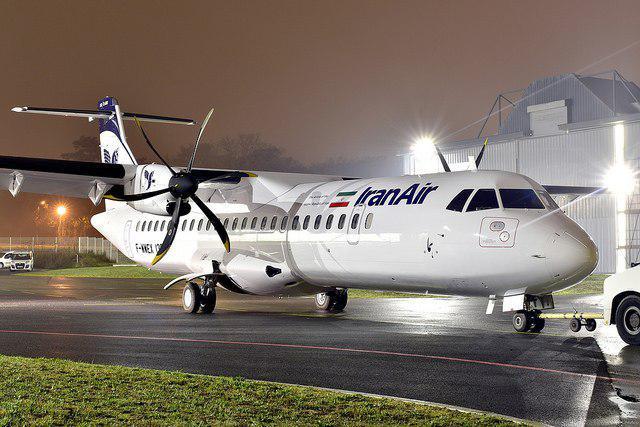 رویترز: ایران امروز 4 هواپیمای مسافربری را از ایتیآر تحویل میگیرد