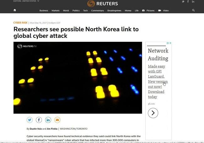 جزئیات حمله سایبری WannaCry