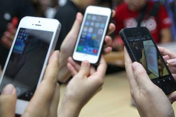 تشخیص استفاده از تلفن همراه لحظه قبل از تصادف توسط پلیس