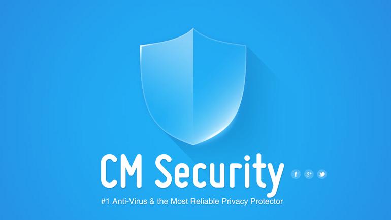 دانلود CM Security AppLock Antivirus 4.8.9 - بهترین آنتی ویروس اندروید