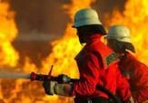 باشگاه خبرنگاران - آتشسوزی-مینیبوس-در-بزرگراه-آیتالله-سعیدی-4-تن-جان-باختند-تصاویر