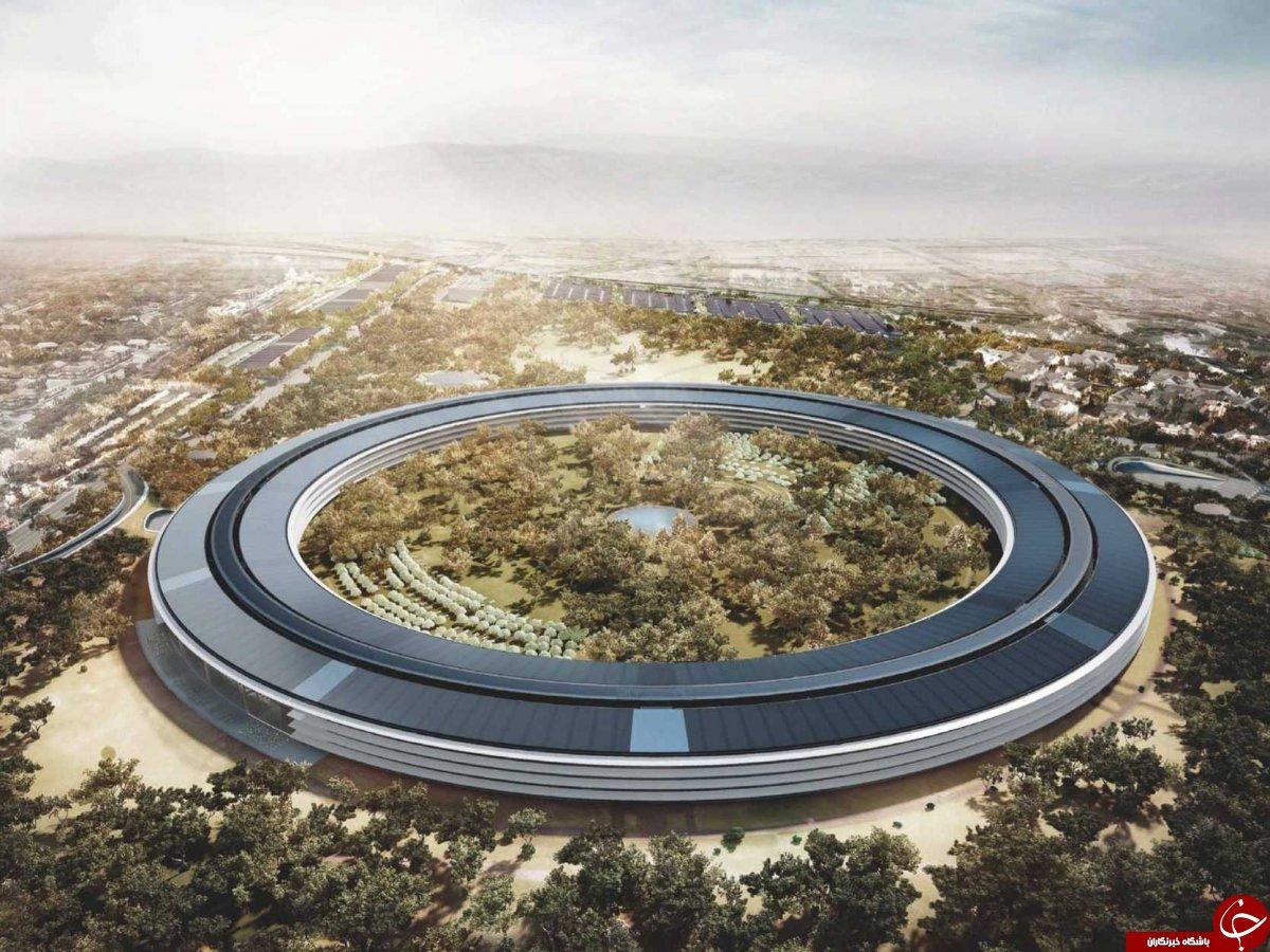 دفتر مرکزی اپل