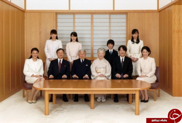 نوه امپراتور ژاپن ازدواج با پسر موردعلاقه خود را به زندگی در کاخ ترجیح داد+ تصاویر