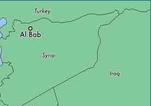 هدف ارتش ترکیه از ساخت پایگاه نظامی در استان حلب چیست؟
