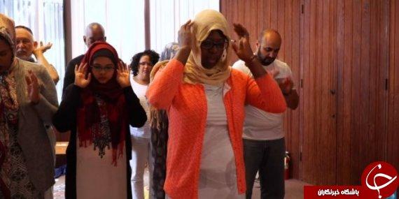 افتتاح نخستین مسجد مختلط در آمریکا!+ تصاویر و فیلم
