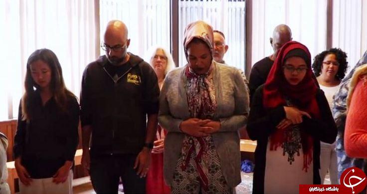 افتتاح نخستین مسجد مختلط در آمریکا