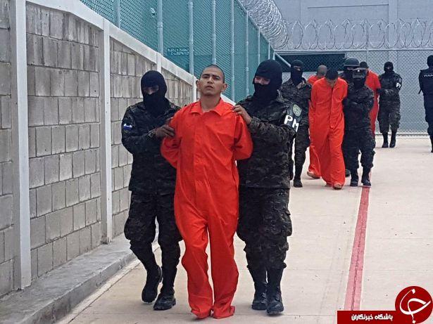 زندانی لوکس ویژه تبهکاران +تصاویر