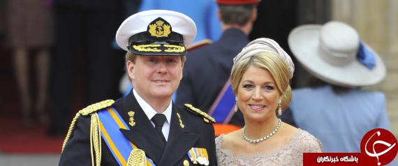 با شغل دوم و مخفی پادشاه هلند آشنا شوید+ تصاویر