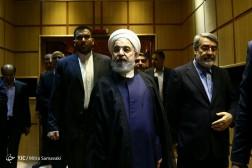 باشگاه خبرنگاران - حضور رئیس جمهور در ستاد انتخابات وزارت کشور