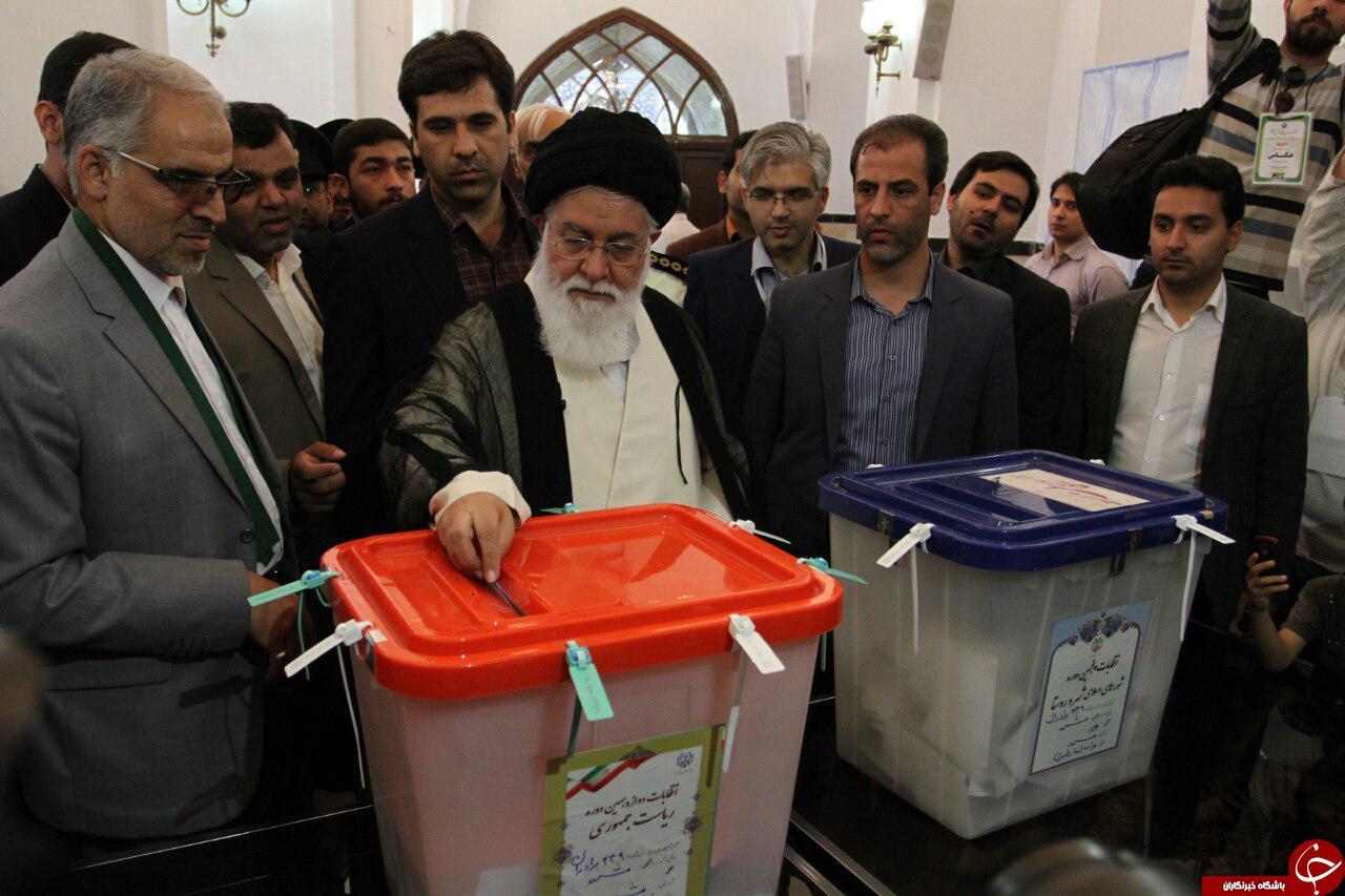 جشن انتخابات با حضور حداکثری مردم در خراسان رضوی + تصاویر