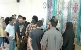 باشگاه خبرنگاران - آبادان در اوج گرما واقشار مختلف رای دهندگان در نهایت شلوغی