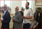 باشگاه خبرنگاران - حضور بیش از ۱۹۰ هزار نفر از مردم استان پای صندوق های رای