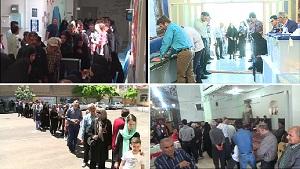 مشارکت حدود75درصدی وخلق حماسه ای دیگر توسط مردم استان مرکزی