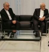 باشگاه خبرنگاران -ظریف وارد آتن شد