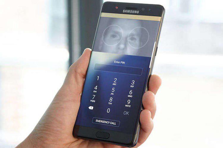روش امن رمزگذاری در گلکسی S8 سامسونگ