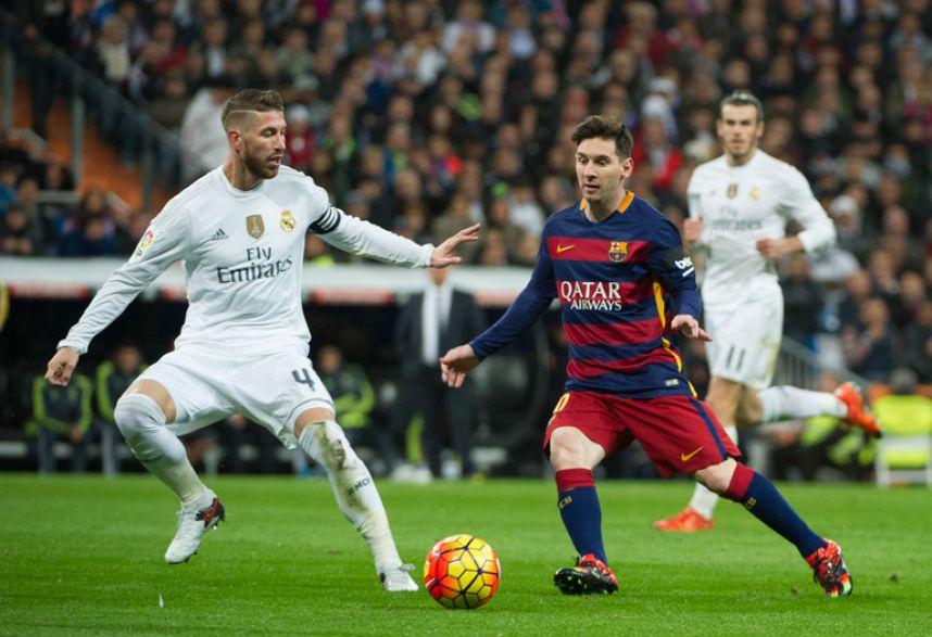 رئال مادرید 1 - بارسلونا 1