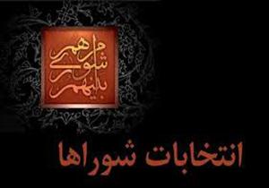 باشگاه خبرنگاران - نتیجه انتخابات شورای شهر خوسف 96
