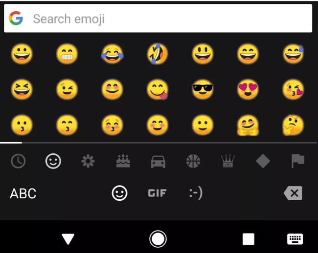 گوگل از اموجیهای جدید خود رونمایی کرد +عکس