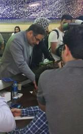باشگاه خبرنگاران -شمخانی: انتخابات، نماد همدلی و انسجام ایرانیان برای اعتلا و سربلندی کشور است+ تصویر