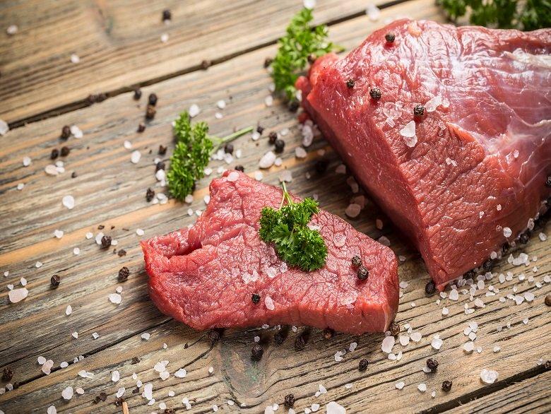 گوشت قرمز، خط قرمز سلامتی