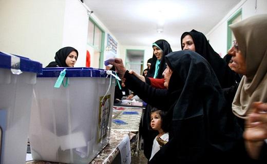 میزان مشارکت مردم استان در انتخابات به مرز ۸۳ درصد رسید